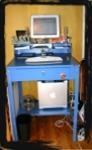 (G) standing computer desk ergonimic