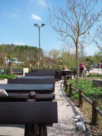 legoland-park-a3-infrastruktur -unzaehlige-restaurants