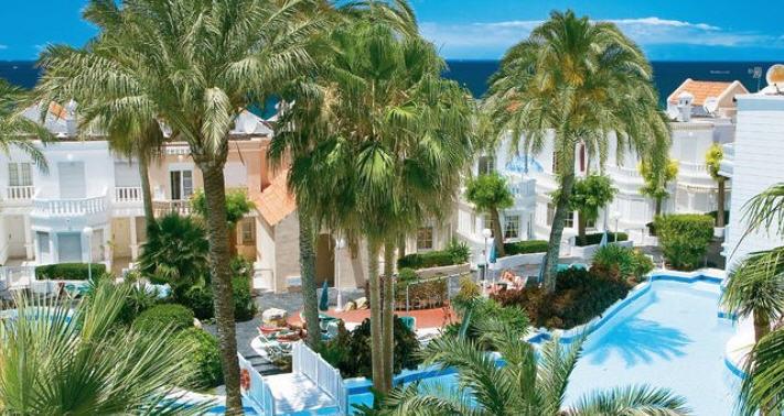Teneriffa Hotel Fanabe Lagos Beach