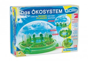 Galileo Experimentierkasten Ökosystem Schachtel/Verpackung
