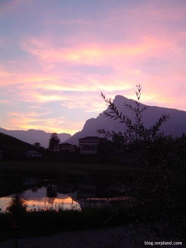 Foto Sonnenuntergang 1